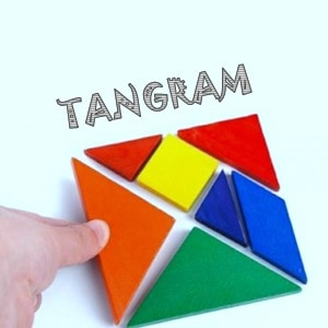 El Tamgram y las Figuras Geométricas